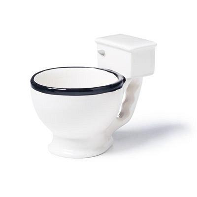 Cana forma Vas Toaleta - The Original Toilet Mug