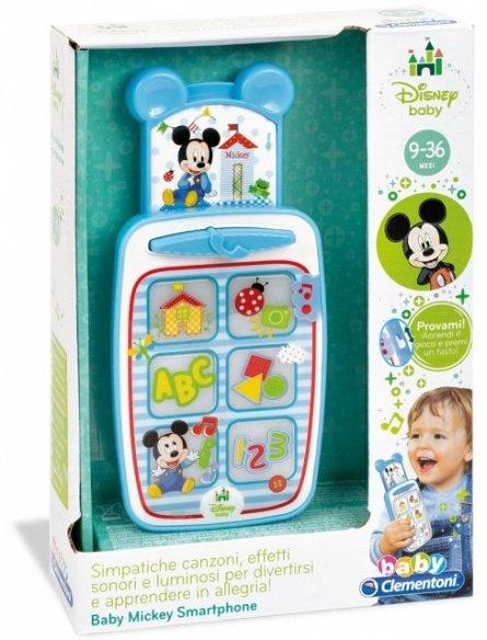 Smartphone,Mickey,Clementoni