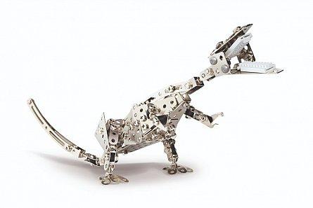 Set constructie metalica,Dinozauri,T-Rex,Eitech