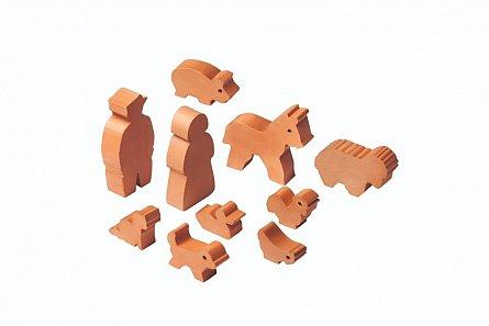Set constructie din caramizi,Ferma,Teifoc
