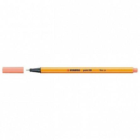 Liner Stabilo Point 88,0.4mm,portocaliu