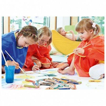 Creion colorat,3in1,Stabilo Woody,alb