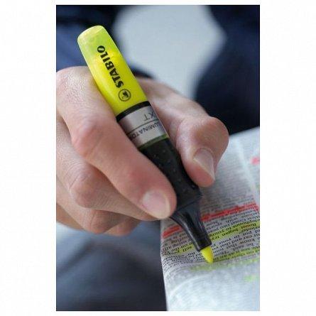 Textmarker Stabilo Luminator,6buc/set