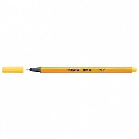 Liner Stabilo point 880.4mm, galben