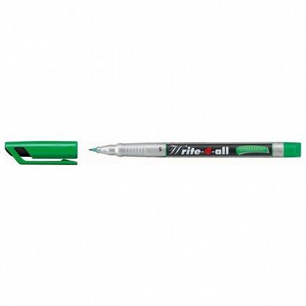 Marker perm.Stabilo Write-4-all,SF,verde