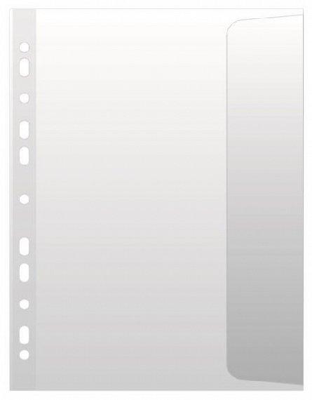 File plastic A4,100mic,clapa later,10b/set