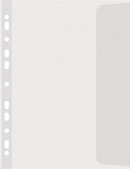 File plastic B4,100mic,clapa later,10b/set