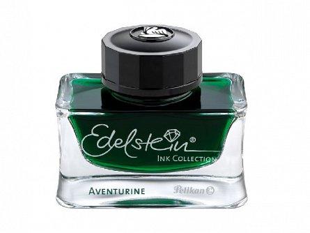 Cerneala unica Edelstein, 50ml, verde aventurin