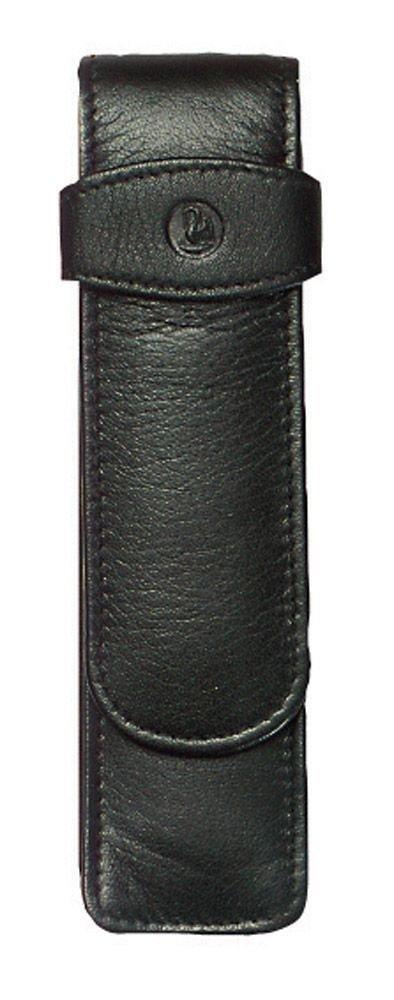 Etui piele pt 2 instrumente TG21, negru
