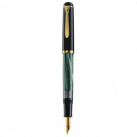 Stilou Pelikan,Classic,M200,M,negru/verde,GT