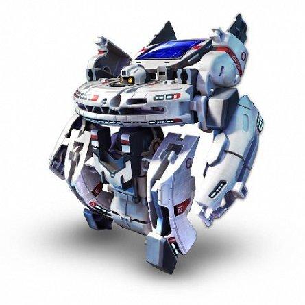 Kit educational STEM 7in1 Robot solar - Space Fleet