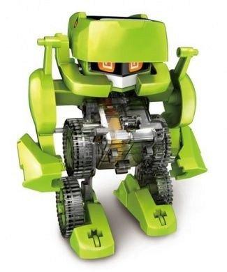 Kit educational STEM 4in1 T4 Robot solar - Green Energy