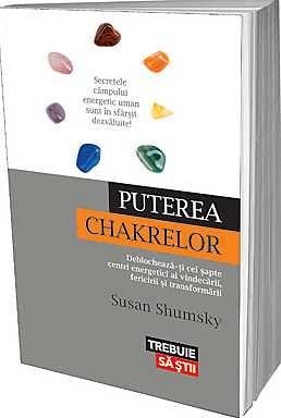 PUTEREA CHAKRELOR