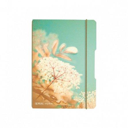 Caiet A5,My.Book Flex,40f,mate,Vintage Flowers