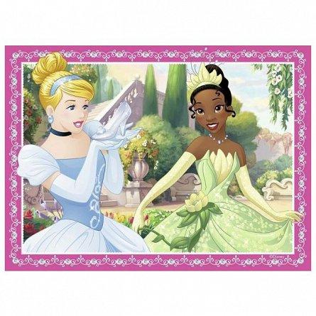Puzzle Ravensburger - Printesele Disney, 12/16/20/24 piese
