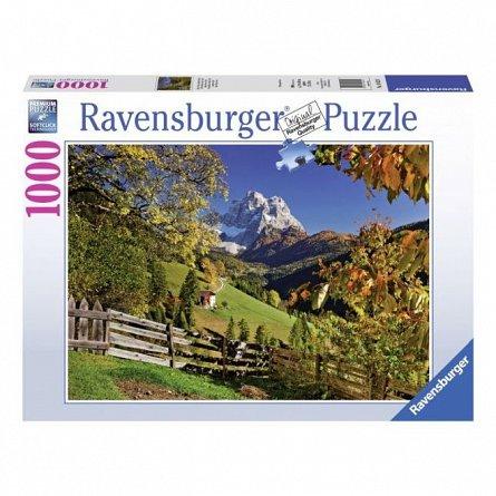 Puzzle Ravensburger - Monte Pelmo, Venetia, Italia 1000 piese