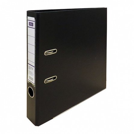 Biblioraft A4, 50 mm, Extra,negru
