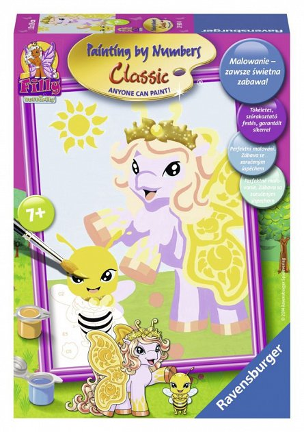 Ravensburger-Pictura pe nr,Filly Bea,7+