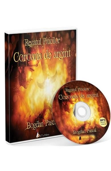 CD REGATUL PITICILOR -  COROANA DE ARGINT