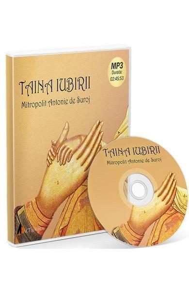 CD TAINA IUBIRII