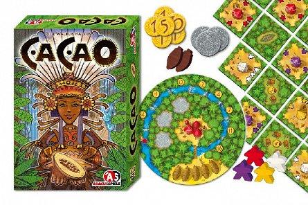 Cacao - joc de societate, +8ani