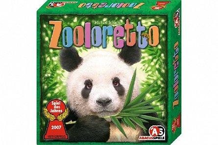 Zooloretto - joc de societate, +8 ani