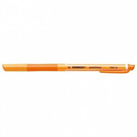 Roller Stabilo pointVisco, portocaliu