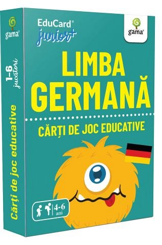 LIMBA GERMANA/ CJED.JUNIOR PLUS