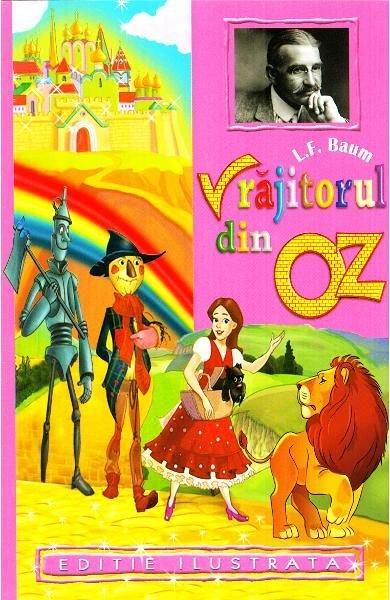 Vrajitorul din Oz, Lyman Frank Baum