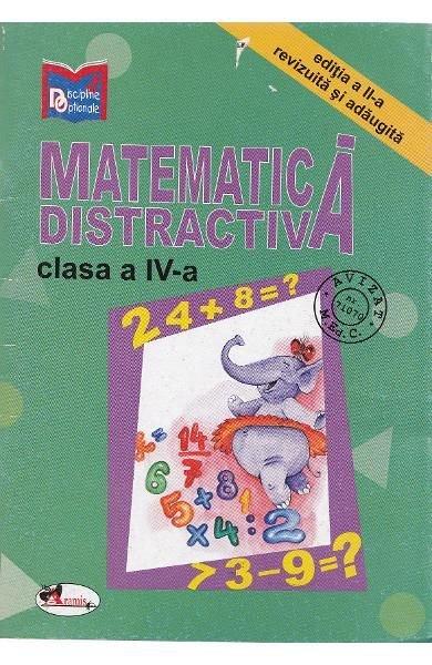 MATE.DISTRACTIVA IV