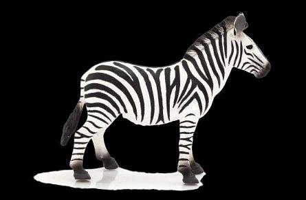 Figurina Mojo,Zebra