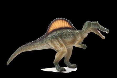 Figurina Ppinosaurus, Mojo
