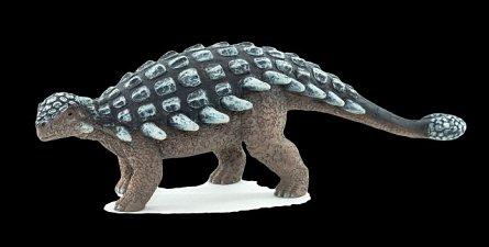 Figurina ankylosaurus, Mojo