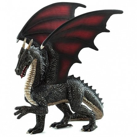 Figurina Mojo,Dragon de fier