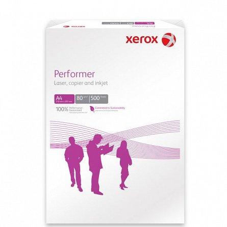 Hartie pentru copiator, A4, 80 g/mp, 500 coli/top, Xerox Performer