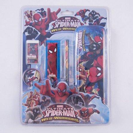 Penar metalic,echipat,Spiderman