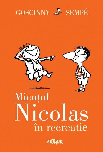 MICUTUL NICOLAS IN RECREATIE