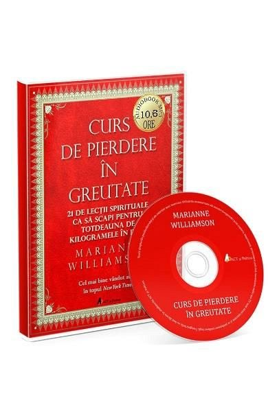 CD CURS DE PIERDERE IN GREUTATE