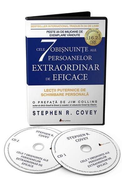 CD CELE 7 OBISNUINTE ALE PERSOANELOR EXTRAORDINAR DE EFICACE