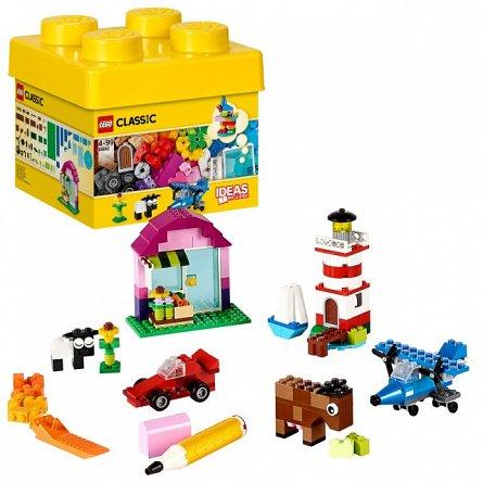 Lego-Classic,Caramizi creative