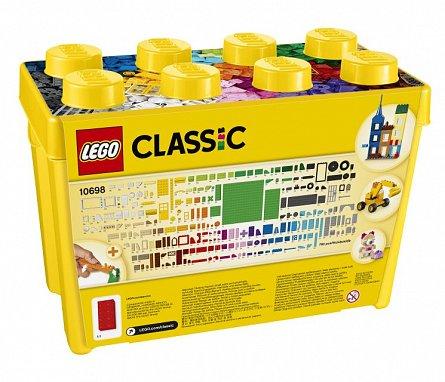 Lego-Classic,Constructie creativa,cutie,mare