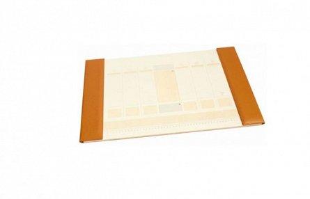 Mapa de birou,38x58cm,orange