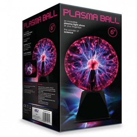 Glob cu plasma - The Source Plasma Ball
