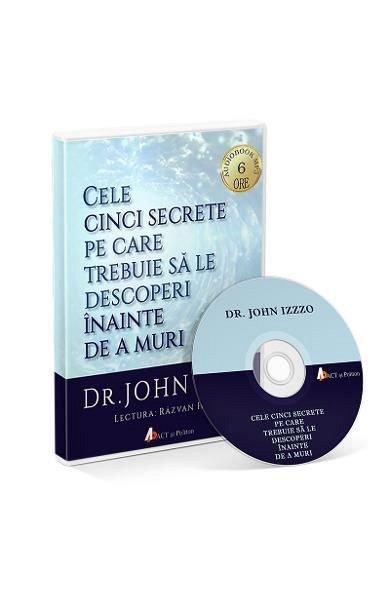 CD CELE CINCI SECRETE PE CARE TREBUIE SA LE DESCOPERI INAINTE DE A MURI