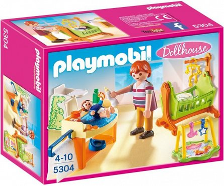 Playmobil-Camera bebelusului