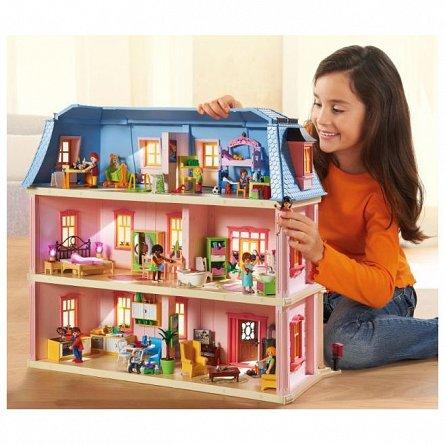 Playmobil-Dormitorul
