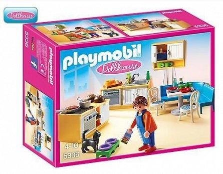 Playmobil-Bucataria
