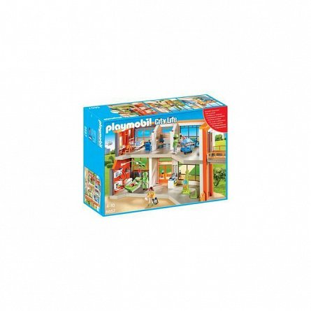 Playmobil-Spital de copii echipat