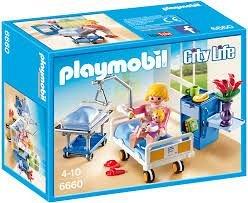 Playmobil-Camera de maternitate