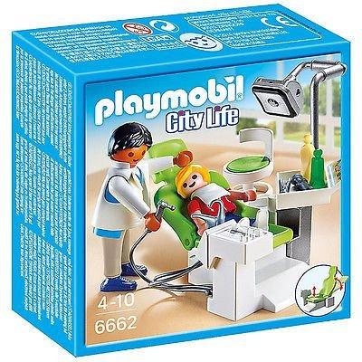 Playmobil-Dentist cu pacient